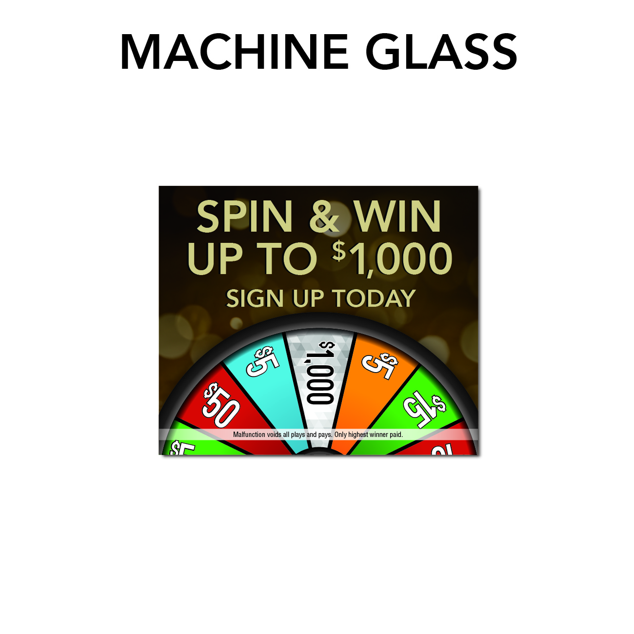 gro route rewards marketing needs machine glass