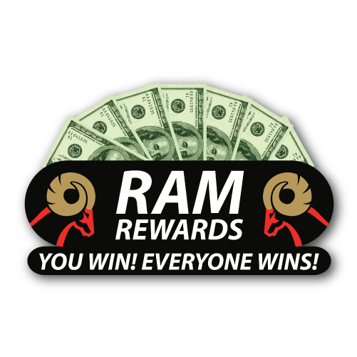 Ram Rewards Icon