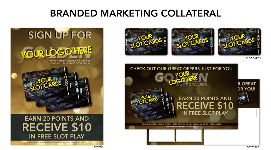 Branded Marketing Collateral